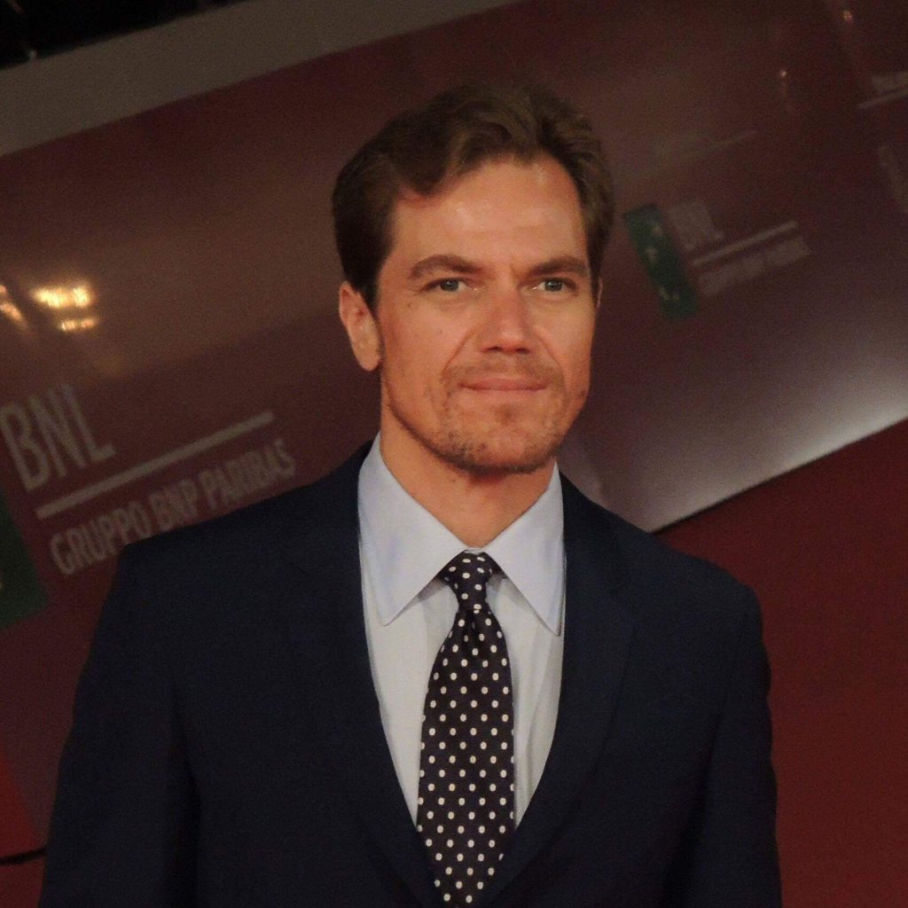 Michael Shannon by Ray Morrison - The Style Researcher Magazine