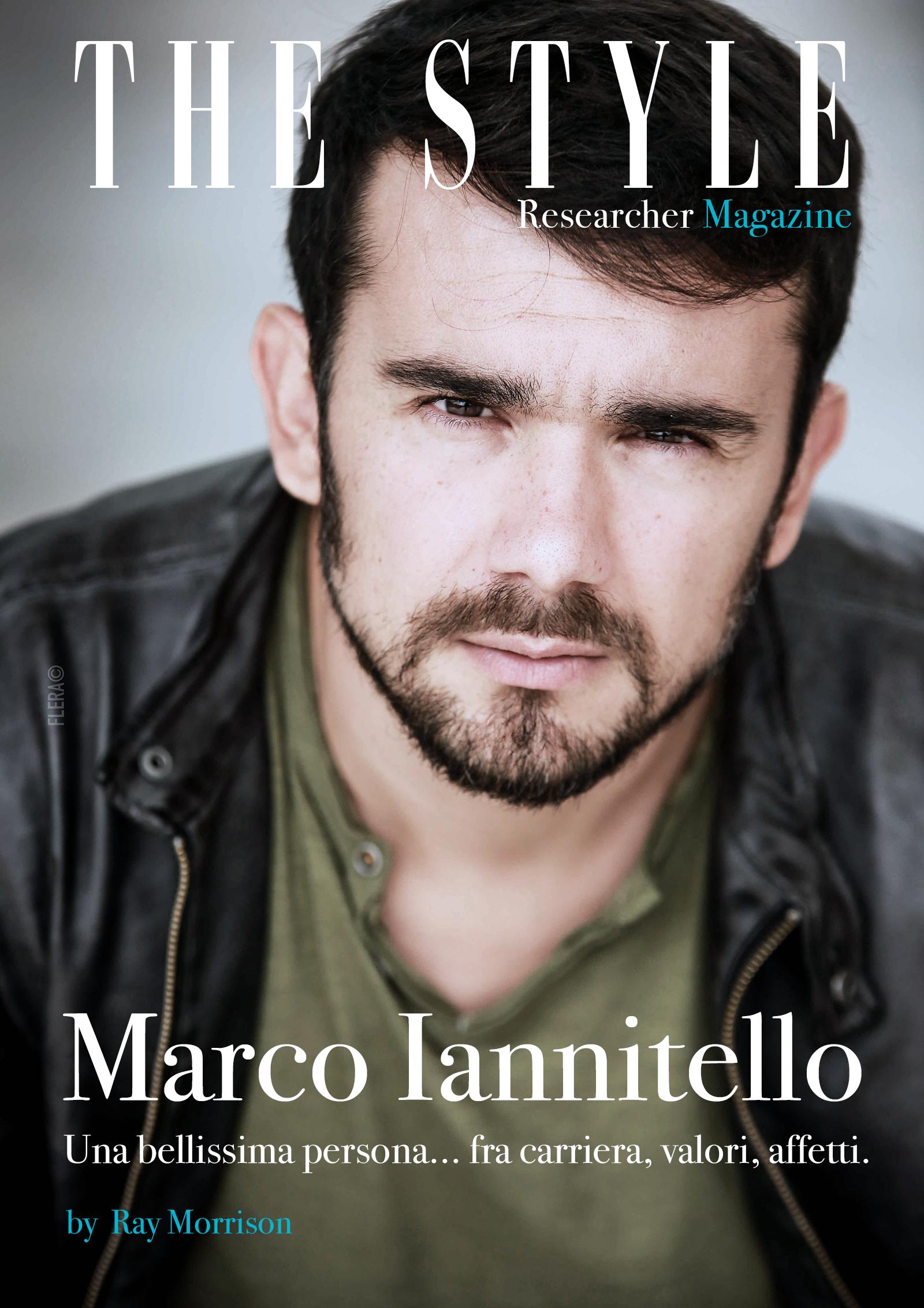 Marco Iannitello by Ray Morrison (Raimondo Rossi)