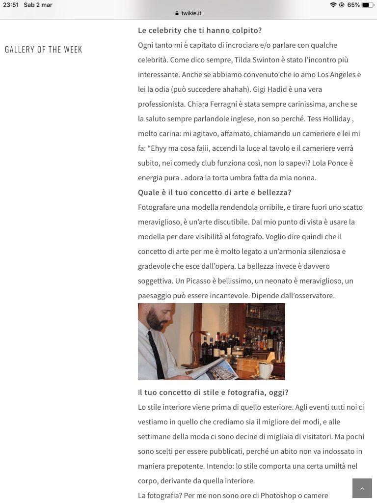 Twikie - Ray Morrison (Raimondo Rossi)