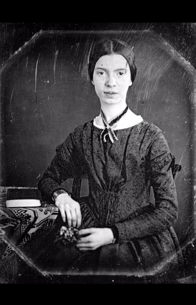 Emily Elizabeth Dickinson (source Google images)