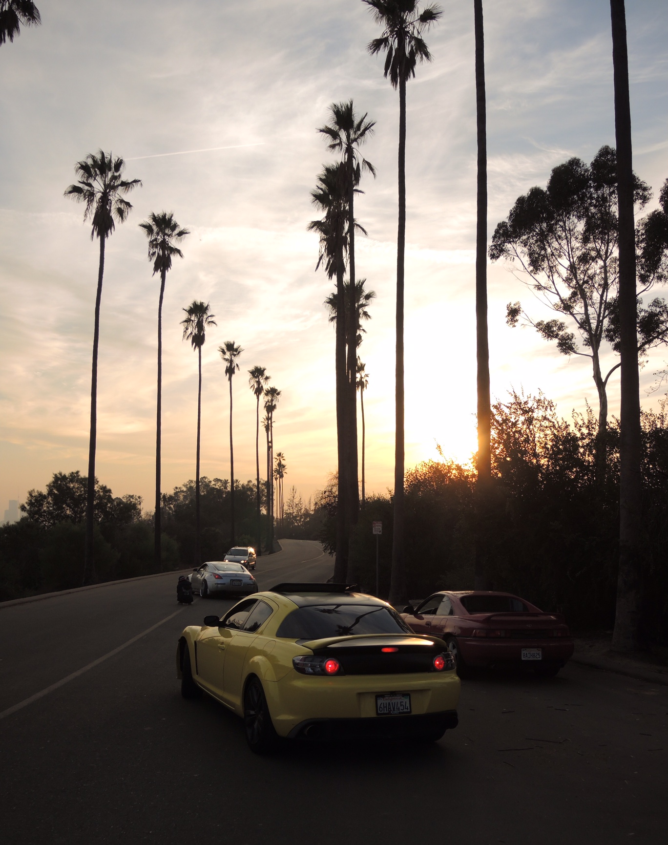 Sunsets are everywhere awesome in LA. The Style Researcher Magazine