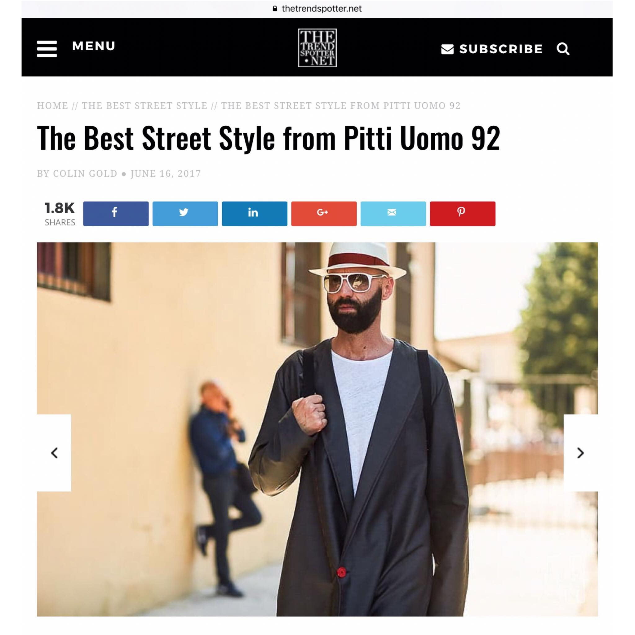 Ray Morrison The Style Researcher Magazine