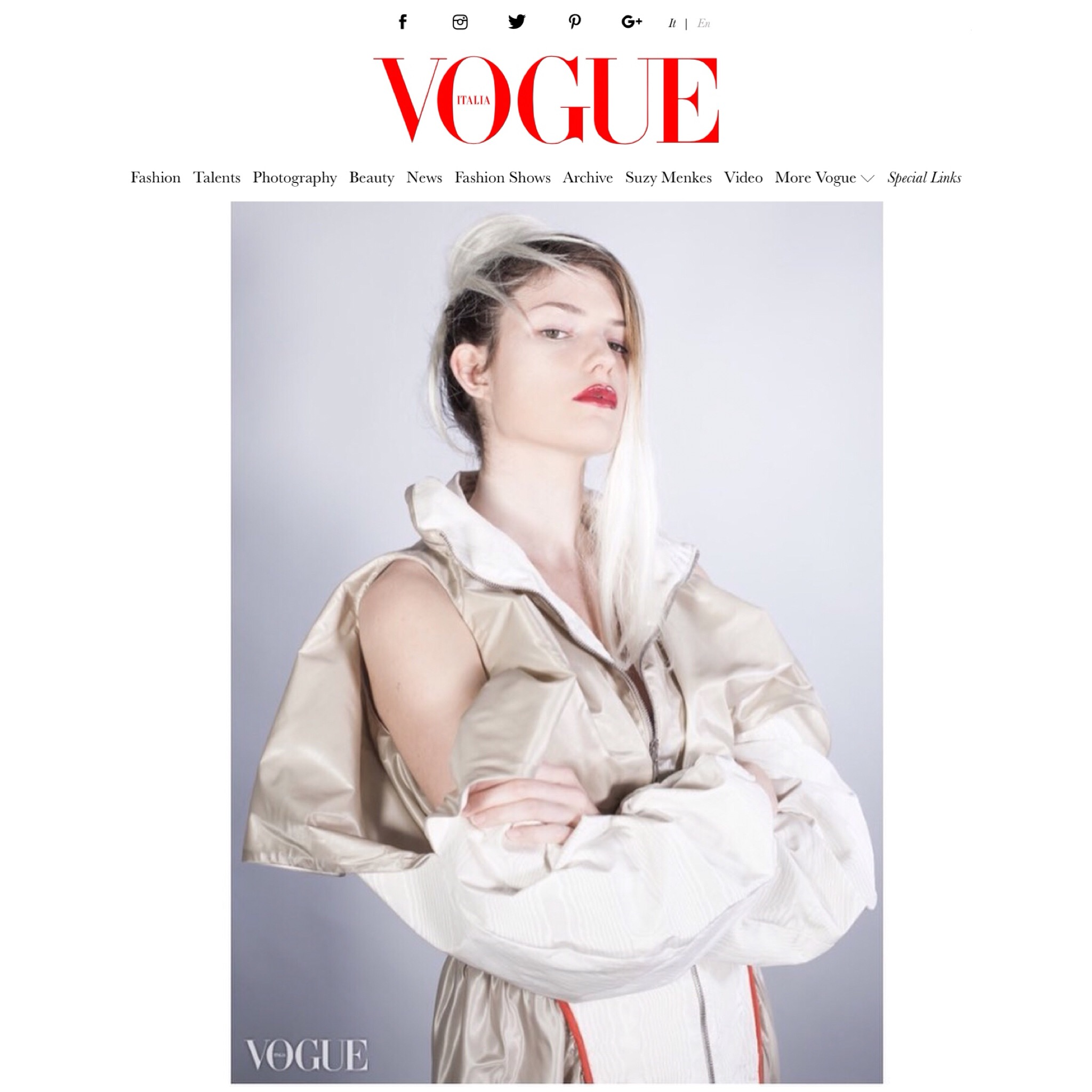 Creative Direction and Styling by The Style Researcher Magazine
