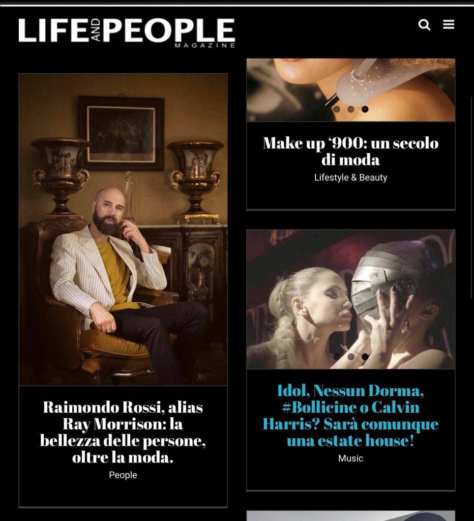 Life and Peaple - Ray Morrison (Raimondo Rossi)