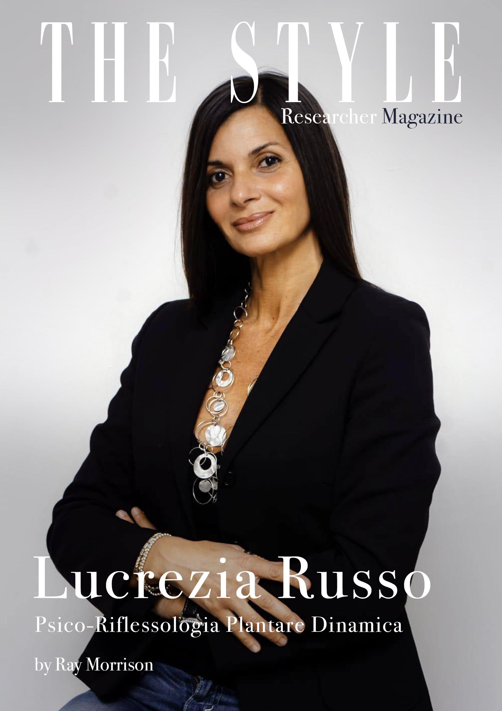 Lucrezia Russo - Ray Morrison (Raimondo Rossi)