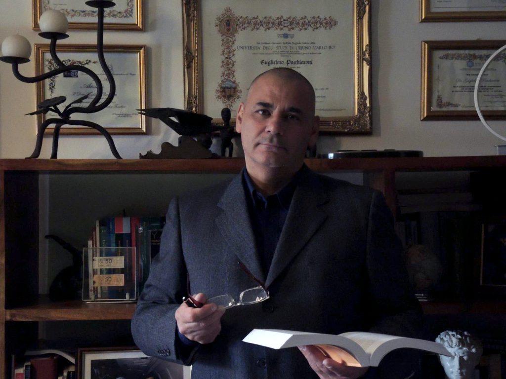Guglielmo Pacchiarotti - The Style Researcher (Ray Morrison)