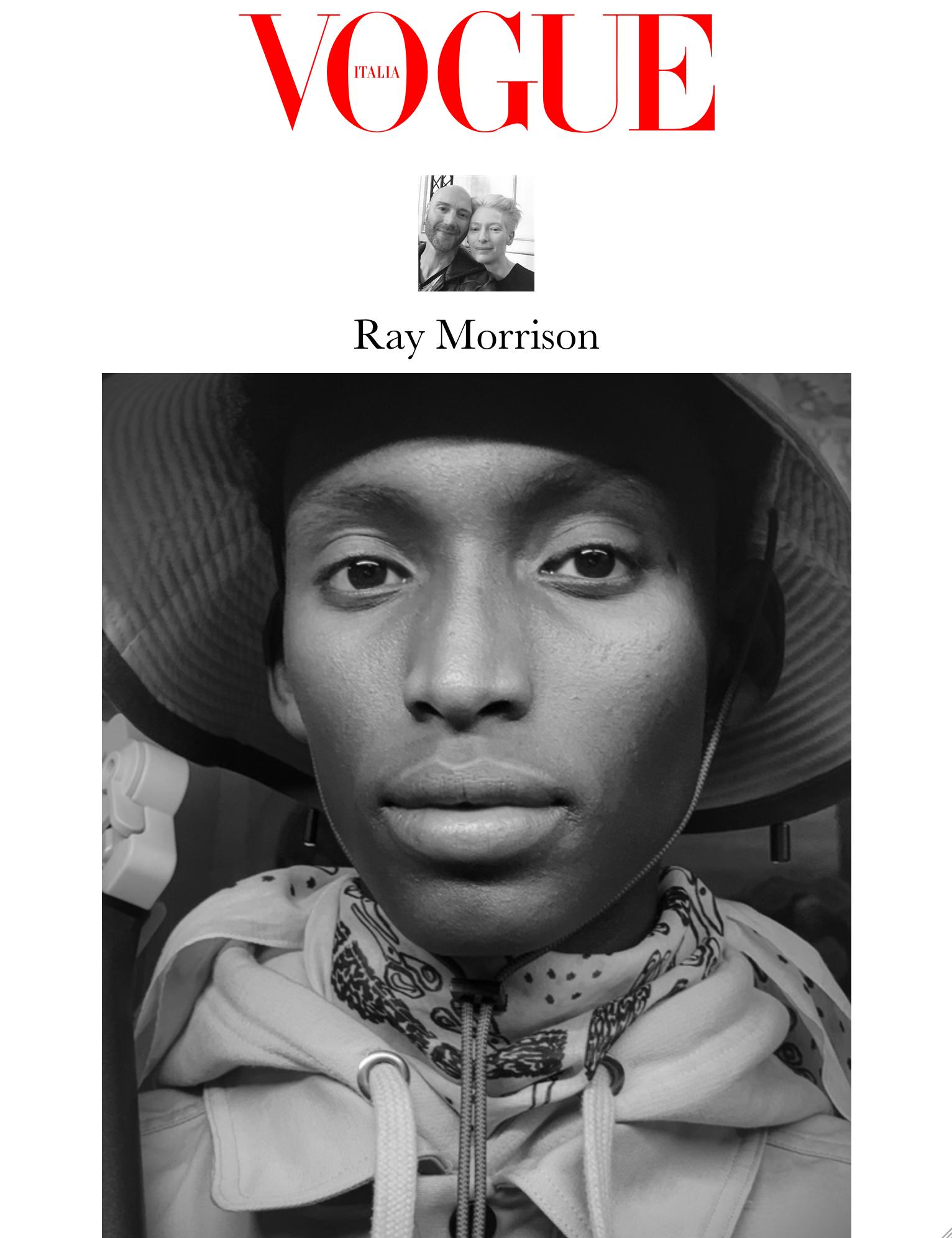Ray Morrison (Raimondo Rossi) Vogue