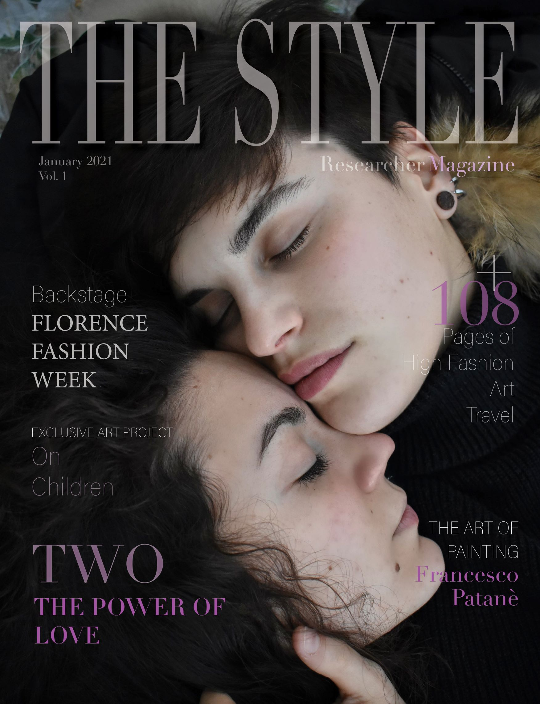 The Style Researcher Cover 1