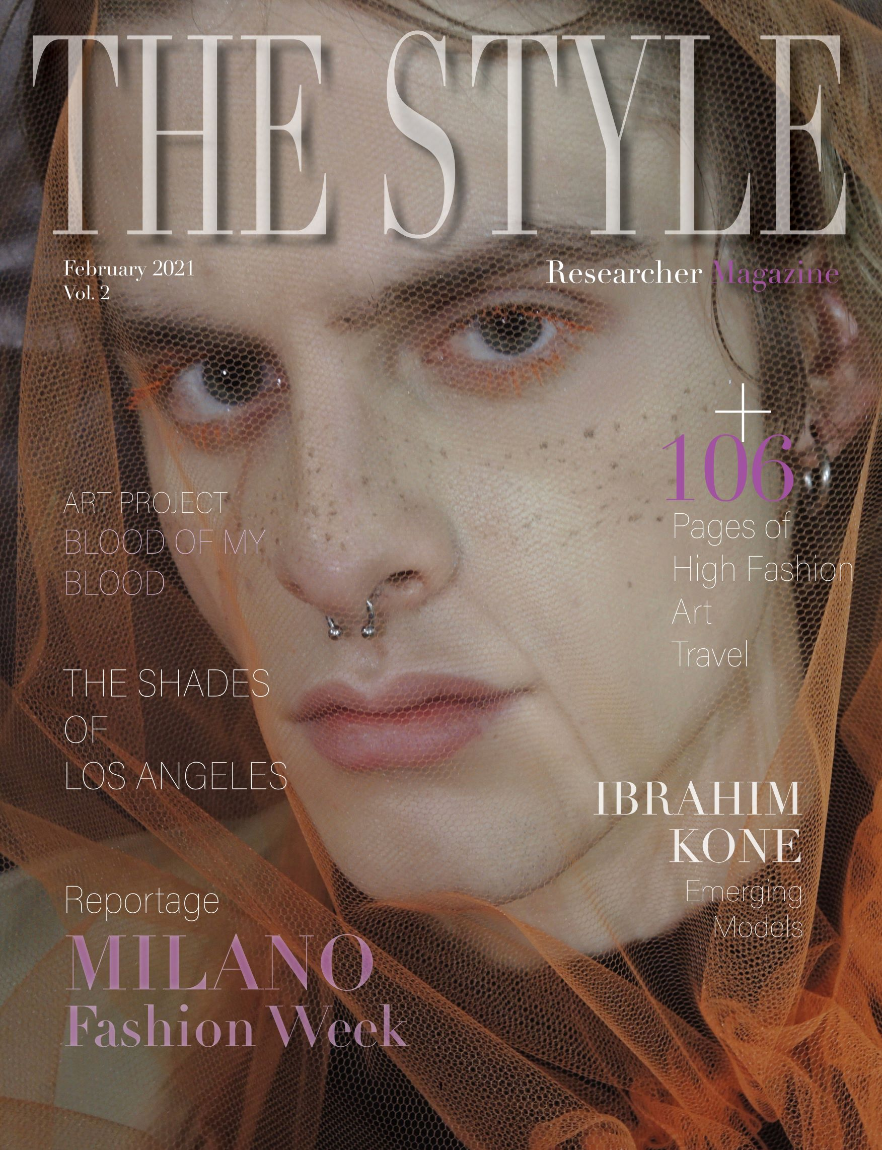 The Style Researcher Cover 2