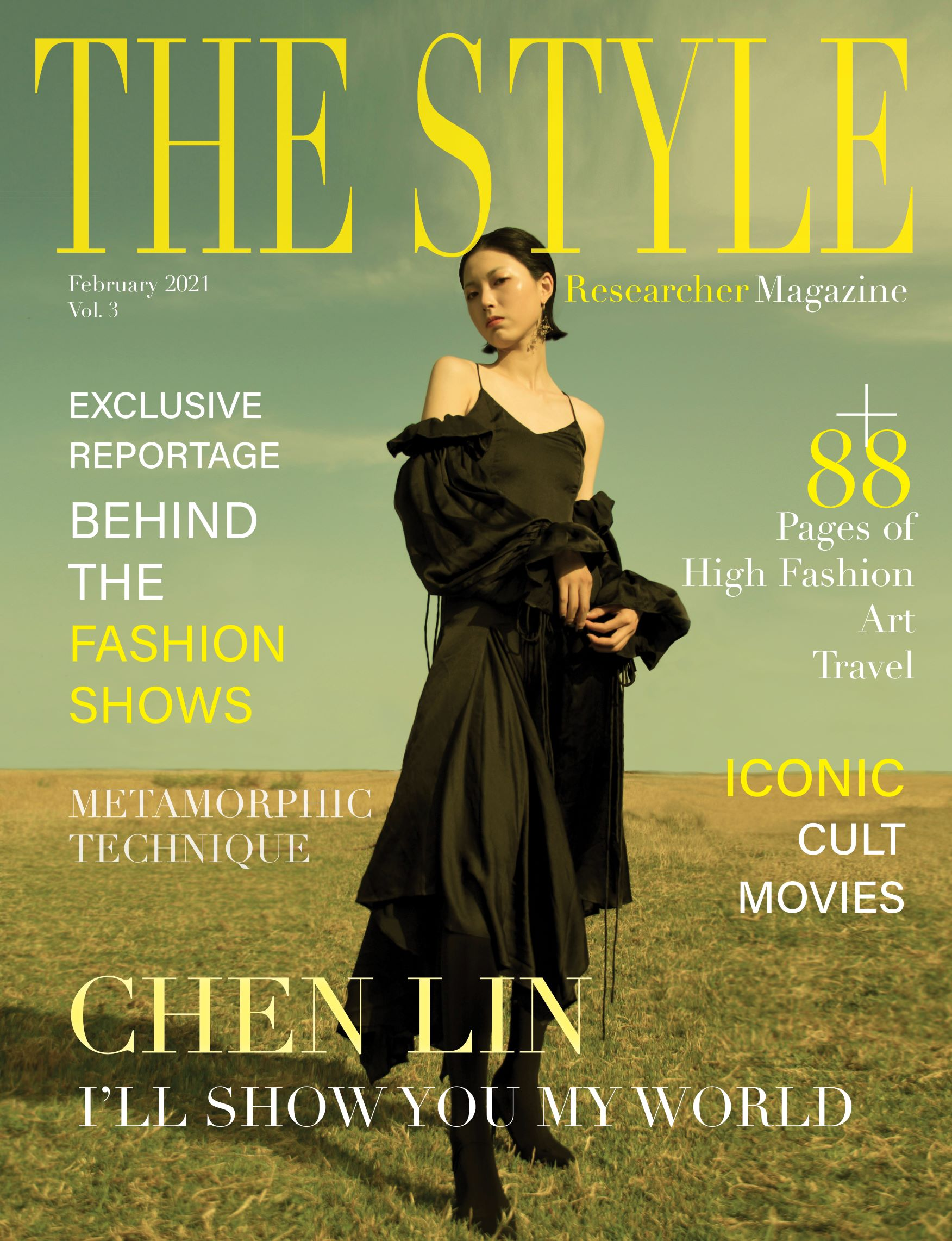 The Style Researcher Cover 3