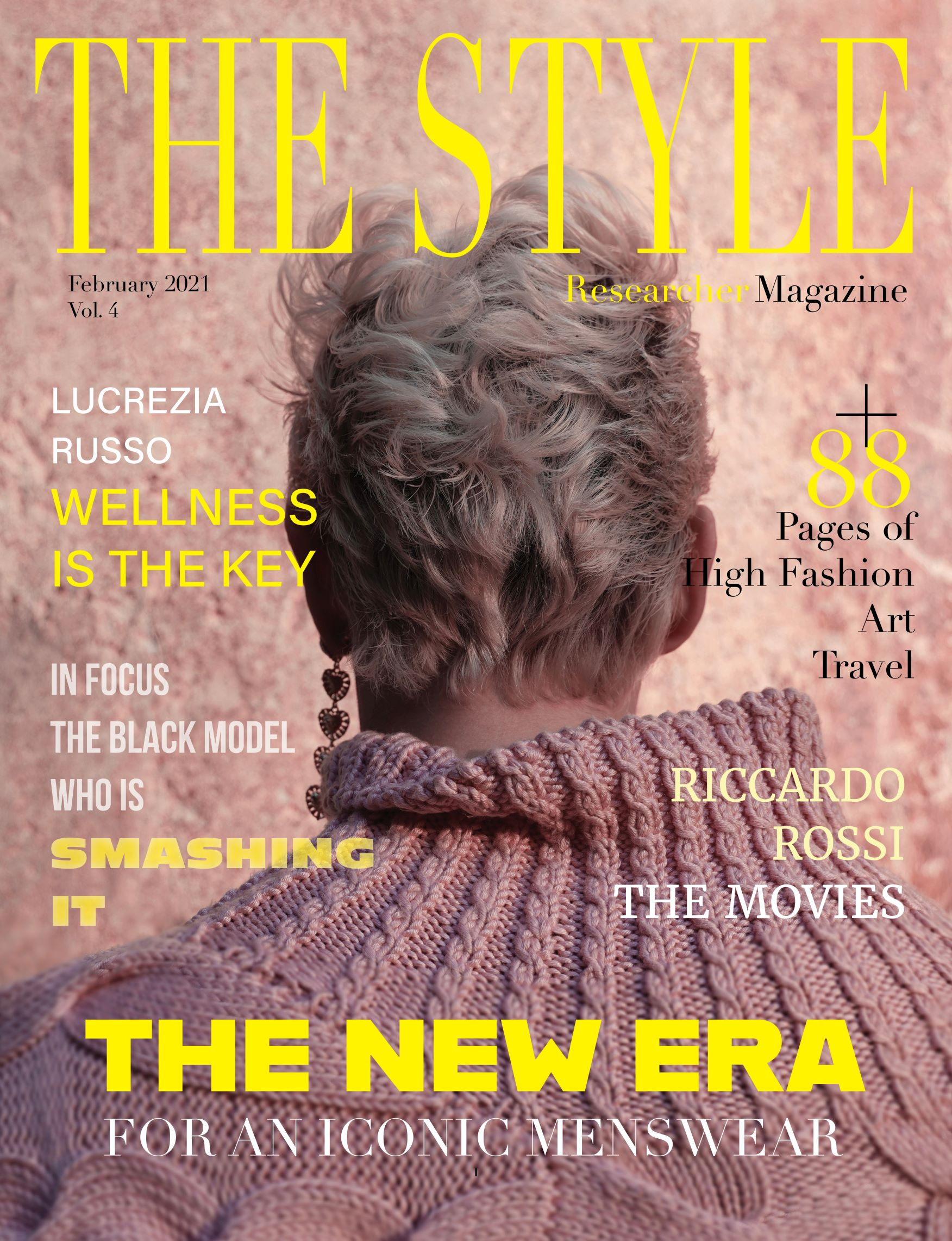 The Style Researcher Cover 4