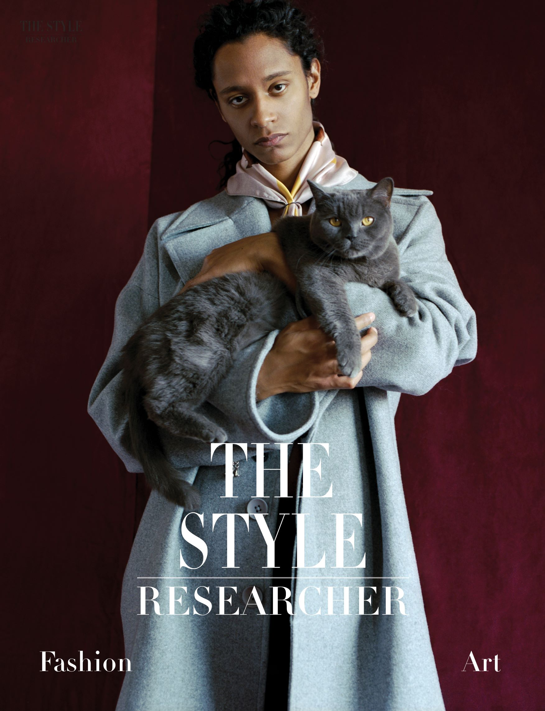 The Style Researcher Cover 7