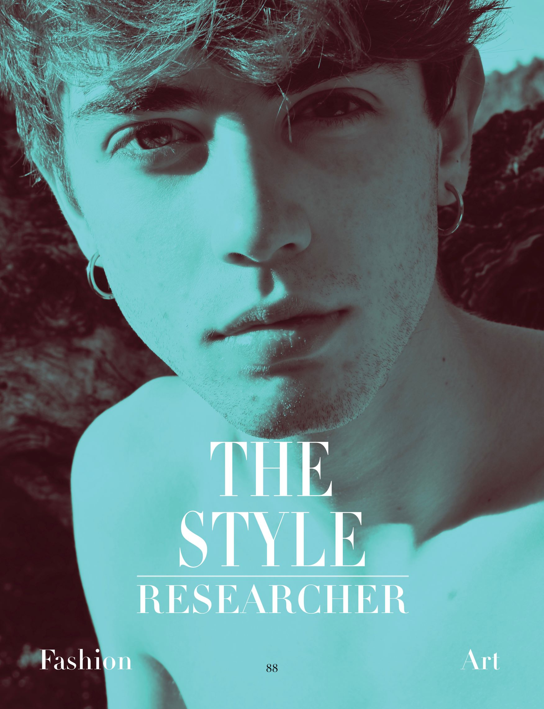 The Style Researcher Cover 8