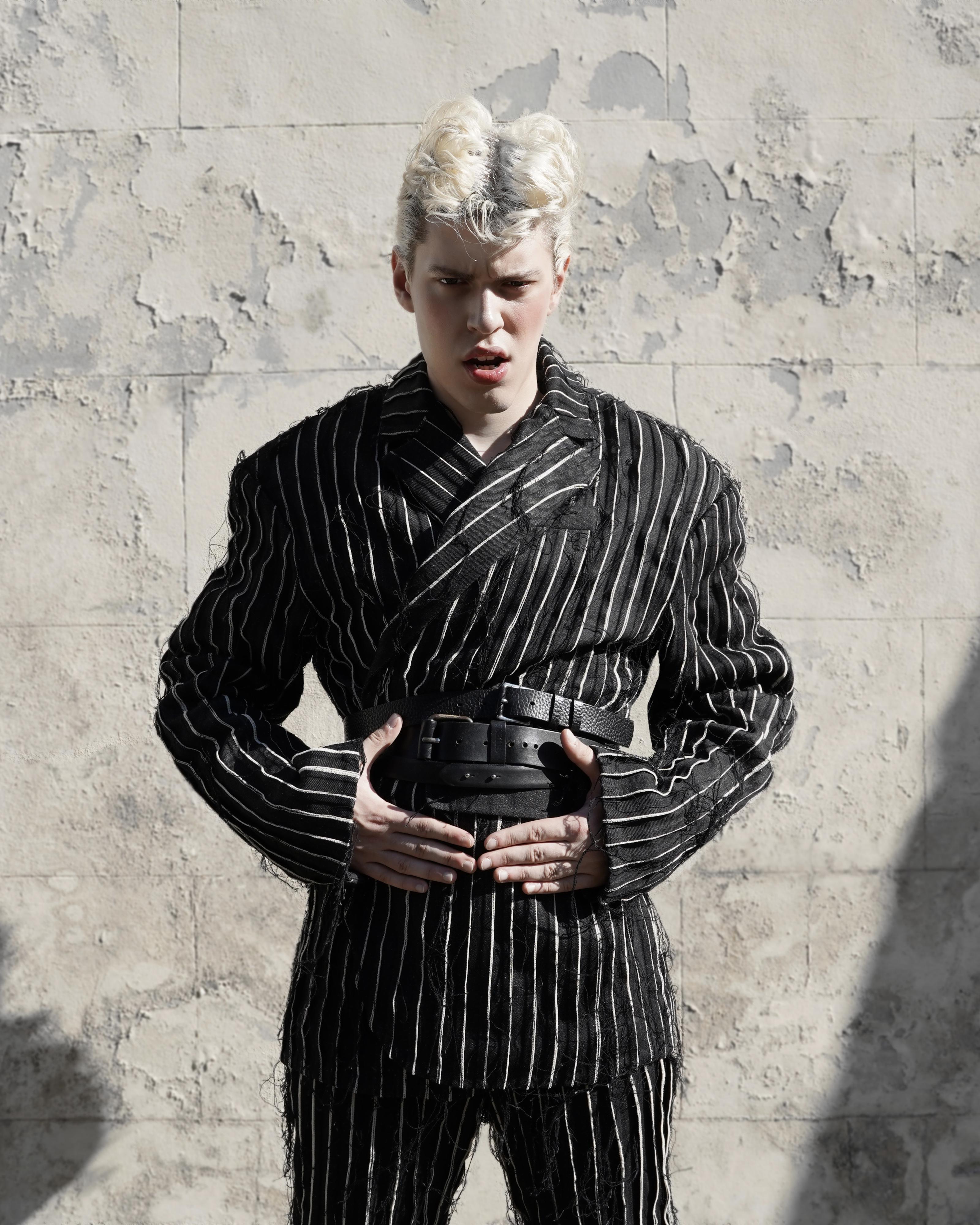 The Style Researcher Magazine Chen Lin 1