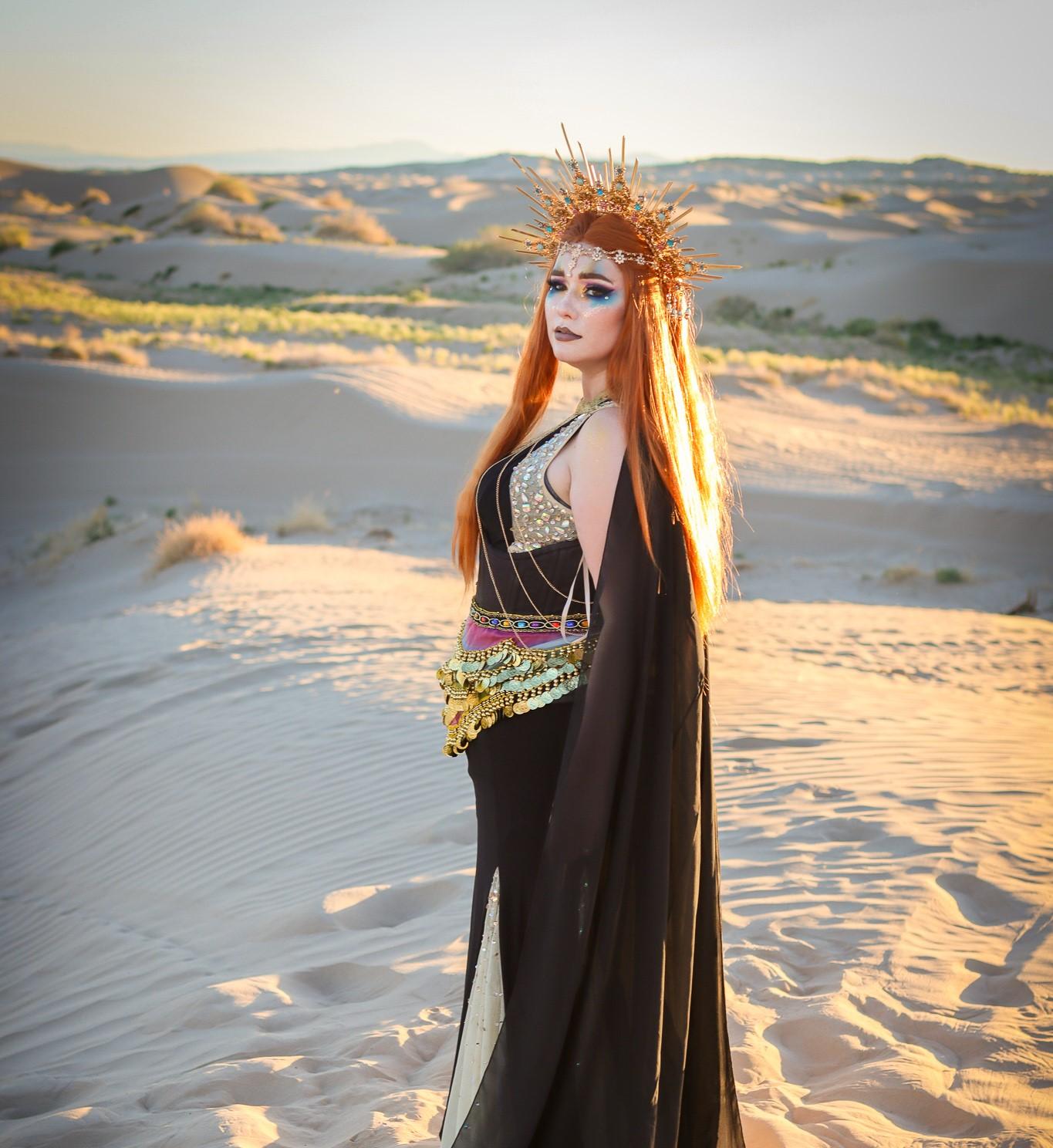 The Style Researcher Magazine Sun Goddess Cover